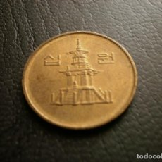 Monedas antiguas de Asia: COREA DEL SUR 10 WON 1999. Lote 126075167