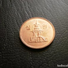 Monedas antiguas de Asia: COREA DEL SUR 10 WON 2009. Lote 126075391