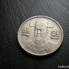 Monedas antiguas de Asia: COREA DEL SUR 100 WON 1978. Lote 126076007
