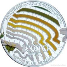 Monedas antiguas de Asia: ARMENIA 1000 DRAM 2010. Lote 126263103