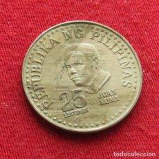 Monedas antiguas de Asia: FILIPINAS 25 SENTIMOS 1979 AZ2-3. Lote 130090159