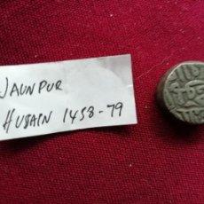 Monedas antiguas de Asia: INDIA. RUPIA DE PLATA. JAIPUR. HUSAIN 1458-1479. Lote 133757650