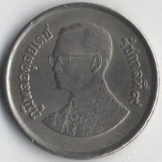 Monedas antiguas de Asia: TAILANDIA 5 BAHT - RAMA IX CRIATURA MÍTICA GARUDA PRIMER AÑO BE2525-1982 GRADO SC/UNC.. Lote 138690230