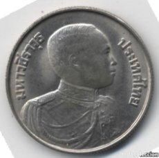 Monedas antiguas de Asia: MONEDA DE TAILANDIA 5 BAHT BE 2524 (1981) 100TH ANNIVERSARY OF RAMA VI -GRADO SC/UNC.. Lote 138737358