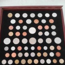 Monedas antiguas de Asia: COLECCIÓN 60 MONEDAS DE CURSO LEGAL DE TODO EL MUNDO. Lote 138923638