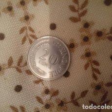 Monedas antiguas de Asia: MONEDA DE SINGAPUR - 20 CENTS -REFM3E1CACOL. Lote 139699994