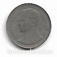 Monedas antiguas de Asia: MONEDA DE TAILANDIA. 1 BAHT 1986-2008. Y#183. MBC. Lote 142028058