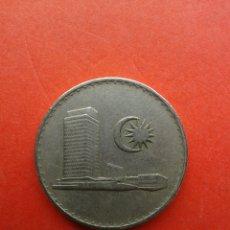 Monedas antiguas de Asia: MONEDA DE MALASYA 1981. Lote 144025332