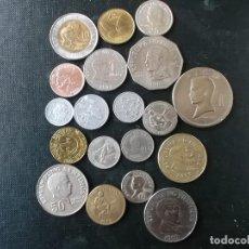 Monedas antiguas de Asia: COLECCION DE MONEDAS DE FILIPINAS MUY VARIADAS. Lote 144081590
