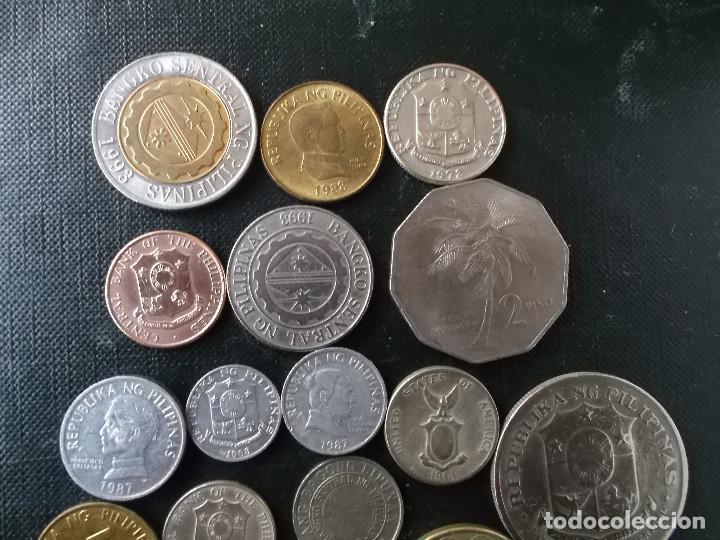 Monedas antiguas de Asia: coleccion de monedas de Filipinas muy variadas - Foto 6 - 144081590