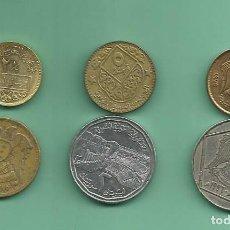 Monedas antiguas de Asia: SYRIA: 6 MONEDAS DE 6 MODELOS DIFERENTES. Lote 144097242