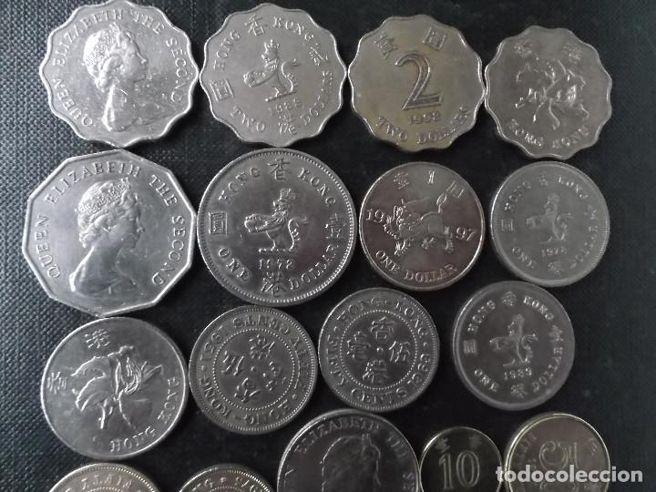 Monedas antiguas de Asia: coleccion de monedas de Hong Kong - Foto 6 - 144930646