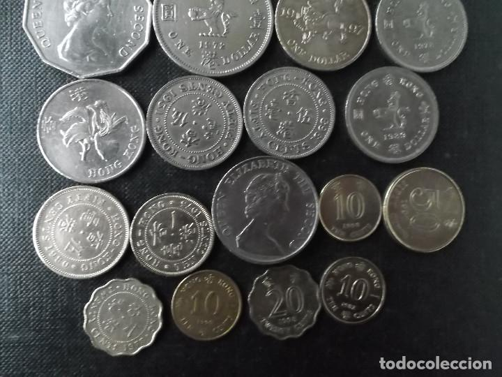 Monedas antiguas de Asia: coleccion de monedas de Hong Kong - Foto 7 - 144930646