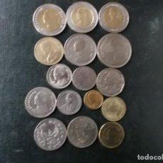 Monedas antiguas de Asia: COLECCION DE MONEDAS DE THAILANDIA DIVERSAS EPOCAS. Lote 145046778