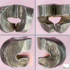 Monedas antiguas de Asia: TAILANDIA - REINO DE LANNA - TAMLUNG (4 BAHT) - 1400/1900 - PLATA - ESCASA. Lote 146350994