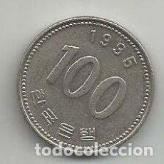 Monedas antiguas de Asia: KOREA 100 WON 1995 LA DE LA FOTO. Lote 146805982
