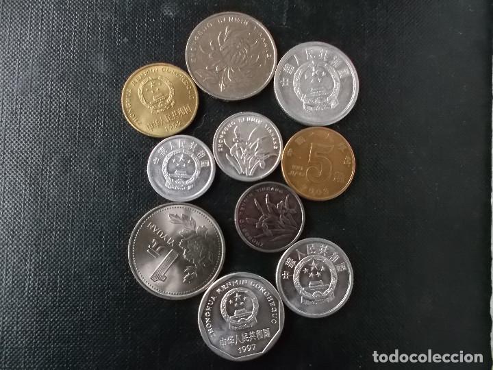 MONEDAS DE CHINA (Numismática - Extranjeras - Asia)