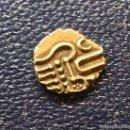 Monedas antiguas de Asia: ¡¡ RARA !! MONEDA DE ORO. SUR DE LA INDIA. FANAM. EXCELLENTE CALIDAD!!. Lote 150937410