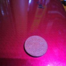 Monedas antiguas de Asia: MONEDA TERRACOTA, OCUPACIÓN JAPONESA DE CHINA DURANTE, SEGUNDA GUERRA MUNDIAL 1944-1945. Lote 147587446