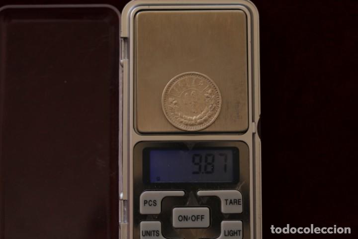 Monedas antiguas de Asia: 50 MONGO 1925 PLATA RARA - Foto 3 - 148636942