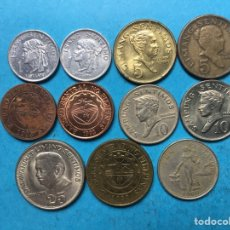 Monedas antiguas de Asia: X-80 ) PILIPINAS,,11 MONEDAS TODAS DISTINTAS FECHAS Y TIPOS EN ESTADO MUY BUENO,,. Lote 138780750