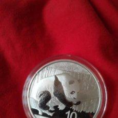 Monedas antiguas de Asia: 10 YUAN PANDA CHINA 2016 PLATA PURA 999. Lote 151883402
