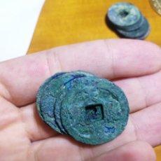 Monedas antiguas de Asia: BLOQUE 6 MONEDAS DINASTIA SONG 960D.C-1279 D.C. Lote 153371704