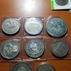 Monedas antiguas de Asia: LOTE DE PLATAS CON VARIAS PROOF. Lote 156479010