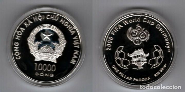 VIETNAM 10000 DONG 2006 (Numismática - Extranjeras - Asia)