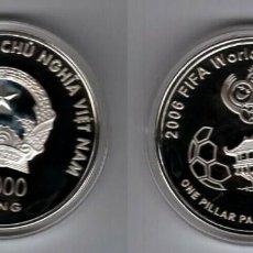 Monedas antiguas de Asia: VIETNAM 10000 DONG 2006. Lote 156719378
