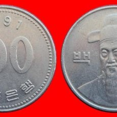 Monedas antiguas de Asia: 100 WON 1991 COREA DEL SUR 09760T COMPRAS SUPERIORES 40 EUROS ENVIO GRATIS. Lote 157438038