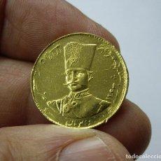 Monedas antiguas de Asia: IRAN - 2 TOMAN DE ORO 1885 (1299 H.) - MUY ESCASA - EN CERCO. Lote 160391434