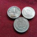 Monedas antiguas de Asia: CHINA. 3 MONEDAS. Lote 160690314