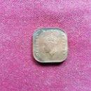 Monedas antiguas de Asia: MALAYA. CENT DE 1943. Lote 160690446