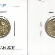 Monedas antiguas de Asia: KAZAJSTAN 2011 - 5 TENGE - KM 24 - SC. Lote 161303638