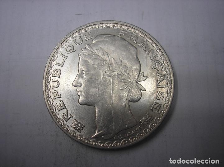 INDOCHINA FRANCESA. 1 PIASTRA DE PLATA DE 1931 (Numismática - Extranjeras - Asia)