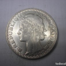 Monedas antiguas de Asia: INDOCHINA FRANCESA. 1 PIASTRA DE PLATA DE 1931. Lote 162610566