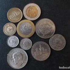 Monedas antiguas de Asia: CONJUNTO DE MONEDAS DE IRAN AYATOLÁ RUHOLLAH JOMEINI. Lote 163328218