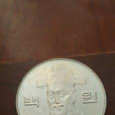 Monedas antiguas de Asia: COREA DEL SUR 100 WON 2007. Lote 163497928