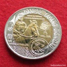 Monnaies anciennes d'Asie: FILIPINAS 10 PESO 2016 LUNA UNC. Lote 194699766