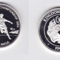 Monedas antiguas de Asia: TONGA 1 PA'ANGA 1992. Lote 167813948