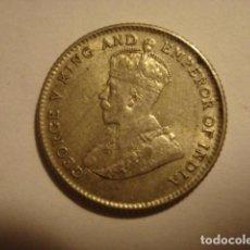 Monedas antiguas de Asia: MALASIA MALAYA ESTABLECIMIENTOS DEL ESTRECHO 10 CENTIMOS PLATA 1926 - TENGO MAS EN VENTA SIMILARES. Lote 167888920