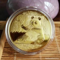 Monedas antiguas de Asia: MONEDA DE ORO. MODELO: OSO PANDA. Lote 169344224
