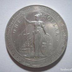 Monedas antiguas de Asia: SBD5 HONG KONG 1900 B TRADE DOLLAR. Lote 169361988
