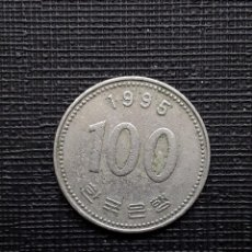 Monedas antiguas de Asia: COREA DEL SUR 100 WON 1995 KM35.2. Lote 169809824