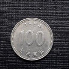 Monete antiche di Asia: COREA DEL SUR 100 WON 1994 KM35.2. Lote 169809880