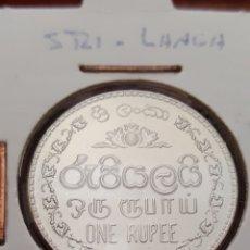 Monedas antiguas de Asia: SRI LANKA 1 RUPIA 2004. Lote 171988719