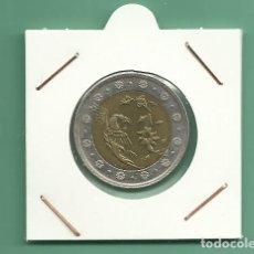 Monedas antiguas de Asia: IRAN 500 RIALS 1385/2006. BIMETÁLICA. Lote 172121728