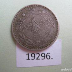 Monedas antiguas de Asia: TURQUIA , IMPERIO OTOMANO , 10 PARA , 1327 /3....1911 TURKIA. Lote 172376653
