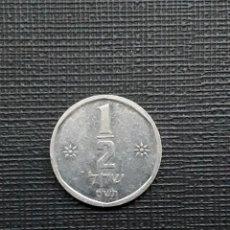 Monete antiche di Asia: ISRAEL 1/2 SEQUEL 1980 KM109. Lote 172428040